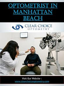 Eye Doctor in Torrance | 3105389797 | clearchoiceoptometry.com