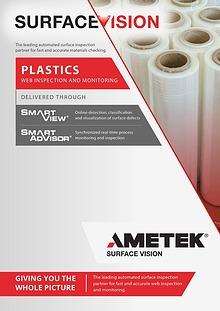 AMETEK Surface Vision - Plastics Web Inspection and Monitoring