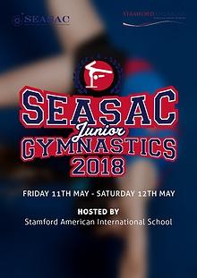 SEASAC Junior Gymnastics SAIS 2018