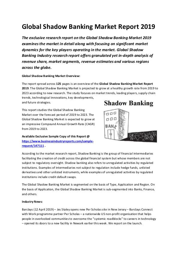 Global Shadow Banking Market Report 2019-converted