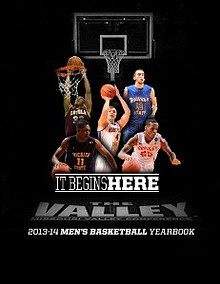Missouri Valley Conference Basketball Media Guides