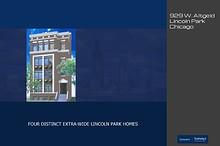 929 W. Altgeld Condominiums Brochure - Lincoln Park, Chicago