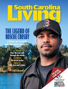 November 2013 South Carolina Living Magazine
