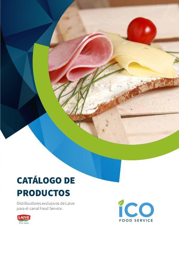 Catálogo de Productos Laive - ICO Food Service Catálogo de Productos Laive - ICO Food Service