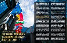 Vadim BlauStein: The Fourth Anti-Money Laundering Directive: one year