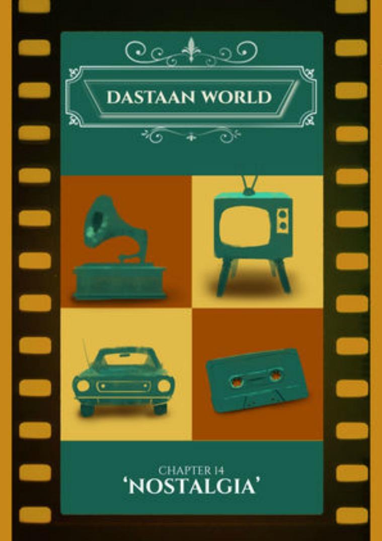 Dastaan World Issue 14 - Nostalgia