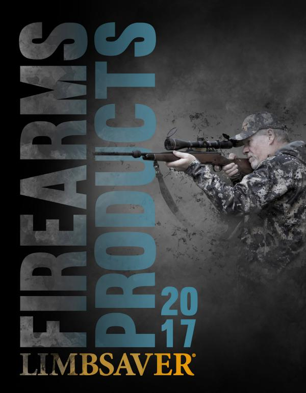 LimbSaver Products 2017 Firearms
