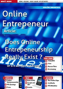 Online Entrepeneur
