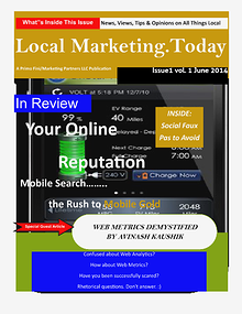 Local Marketing.Today     June 2014 Issue I vol.I