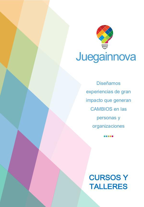 Propuesta JUEGAINNOVA - CCLL