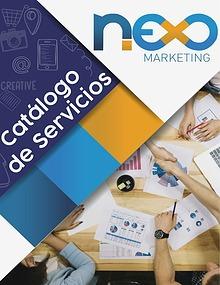 Catálogo de servicios - Marzo 2018 - Nexo Marketing VE