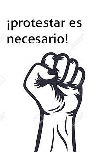 Protestar es algo necesario