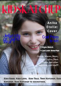 KidsKatchup December/January Issue: Issue 1 KidsKatchup December/January 2013