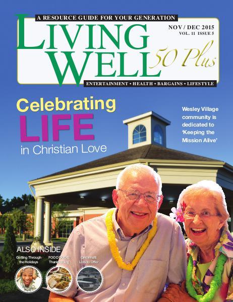 Living Well 60+ November – December 2015