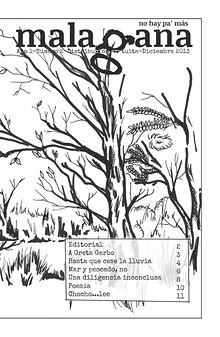 MalaGana - Edición impresa
