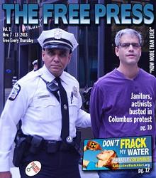 Columbus Freepress - November 7th 2013
