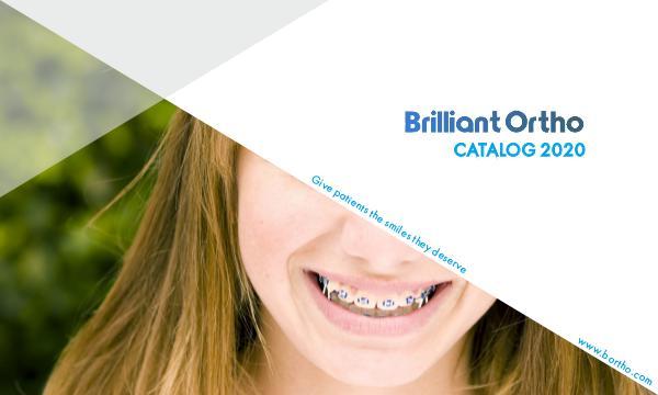 Brilliant Orthodontics Catalog 2020 Brilliant Ortho Catalog 2020
