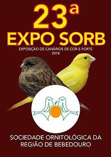 SORB - Sociedade Ornitológica da Região de Bebedouro.