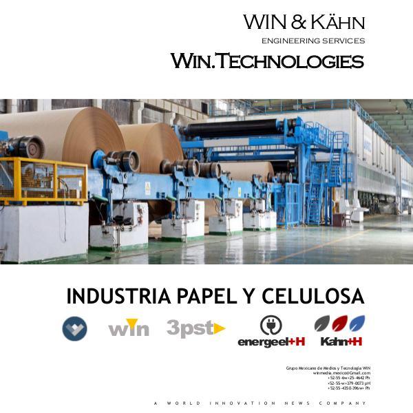WinTechnologies [Papel y Celulosa] win technologies [papel y celulosa]