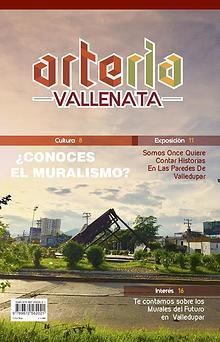 1° Edición Revista Arteria Vallenata