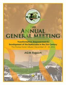 ANNUAL GENERAL MEETING 2012