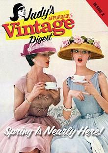 Judy's Affordable Vintage Digest