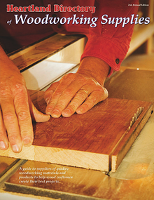Heartland Directory - Woodworking Supplies