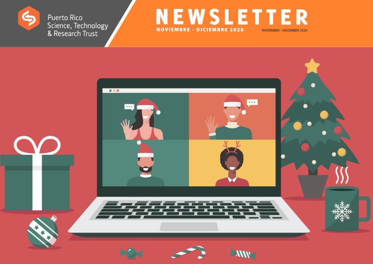 PRST Digital Newsletter Noviembre - Diciembre 2020
