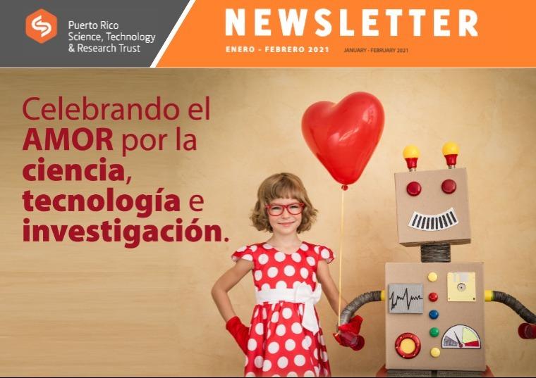 PRST Digital Newsletter Enero - Febrero 2021