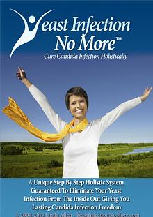 Linda Allen: Yeast Infection No More PDF Book Free Download
