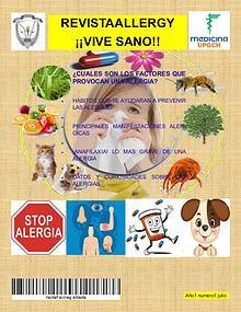 REVISTAALLERGY  ¡¡VIVE SANO!!