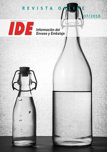 IDE Información del envase y embalaje
