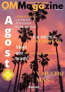 OMMagazine Agosto 2019