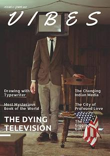 Vibes Magazine Issue 4