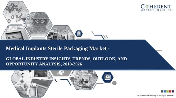Medical Devices Industry Reports Medical Implants Sterile Packaging Market 2017 | I