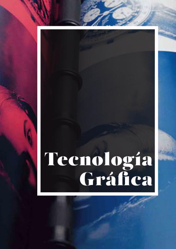 Mi primera revista Revista Tecnologia Grafica