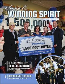 Wining Spirit Magazine November - December 2104