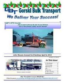 GBT Newsletter