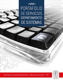 Portafolio Departamento de Sistemas Universidad del Cauca