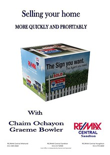 Chaim Marketing Presentation 2014