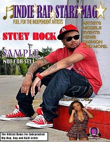 Indie Rap Starz Magazine