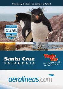GUIAS DE VIAJE TURISTUR - AEROLINEAS ARGENTINAS Ruta Azul RUTA 3, Aerolineas Arg CompletaBaja
