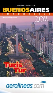 Revista completa Buenos Aires AEROLINEAS ARGENTINA