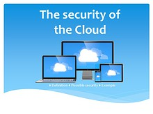 The security in the Cloud