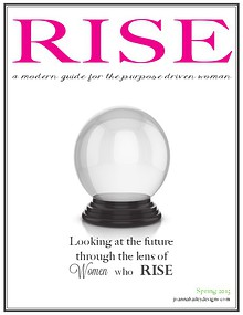 RISE, A Modern Guide for the Purpose Driven Woman