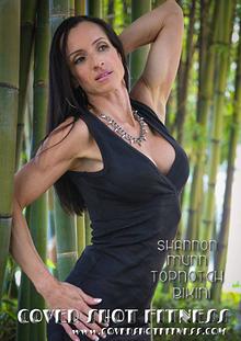 Cover Shot Fitness Magazine