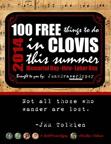 100 FREE things to do in CLOVIS this summer - 2014