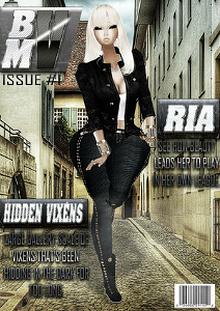 BMV Issue #1