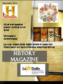 History Magazine Noviembre 2013