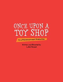 Once Upon a Toy Shop